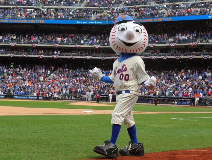 USP MLB: SAN DIEGO PADRES AT NEW YORK METS S BBN USA NY